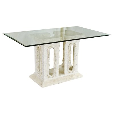 House Additions Tower Dining Table