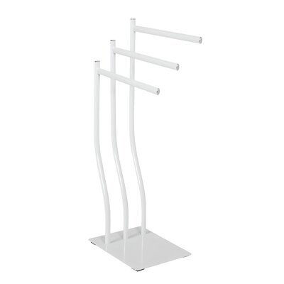 House Additions Freestanding Towel Rack