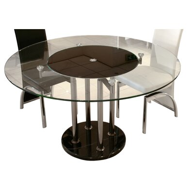 House Additions Lazy Susan Dining Table