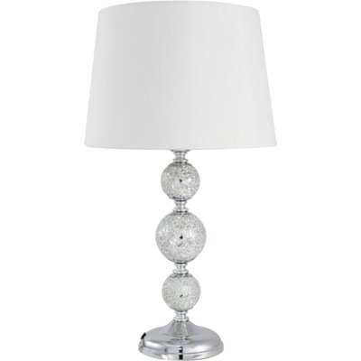 House Additions Sparkle Mosaic 49cm Table Lamp
