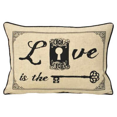 House Additions Keys Cushion Cover