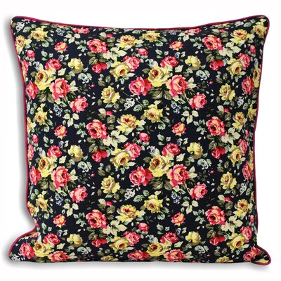 House Additions Floral Cushion Cover