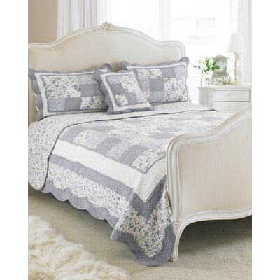 House Additions Toulouse Bedspread