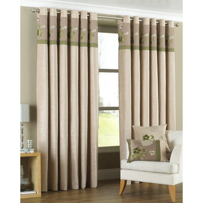 House Additions Bloomsbury Curtain Panel