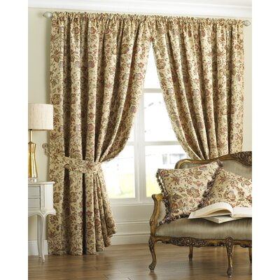 House Additions Florence Curtain Panel