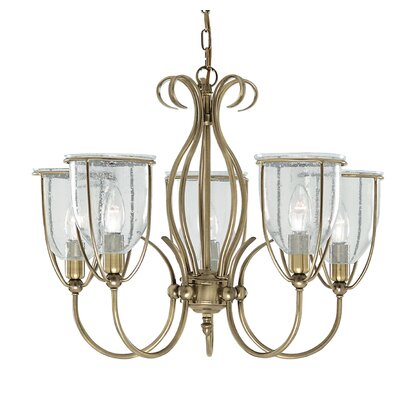House Additions Silhouette Chandelier