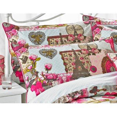 House Additions Parisian Pillowcase