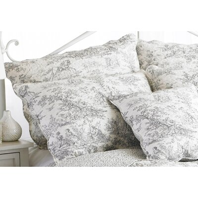 House Additions Canterbury Tales Pillowcase