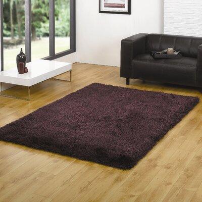 House Additions Waylands Purple Area Rug