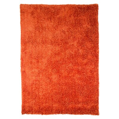 House Additions Grande Vista Orange Area Rug