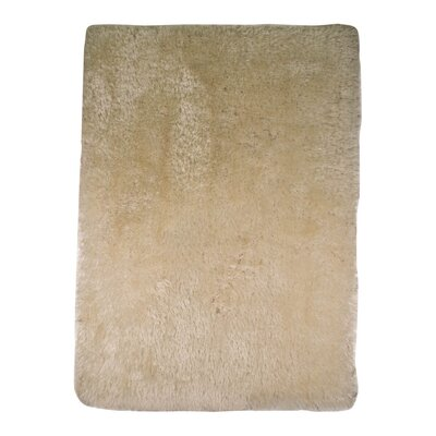 House Additions Pearl White Area Rug