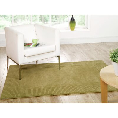 House Additions Tuscany Green Area Rug