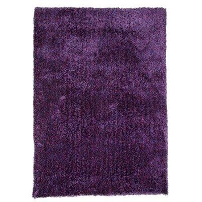House Additions Grande Vista Purple Area Rug