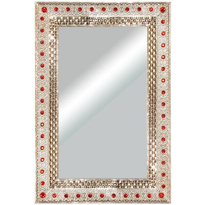 House Additions Gem Wall Mirror
