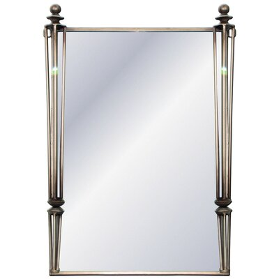 House Additions Antlia Metal Wall Mirror
