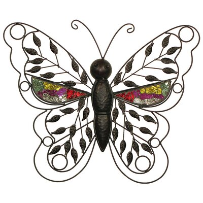 House Additions Butterfly Art Print Plaque
