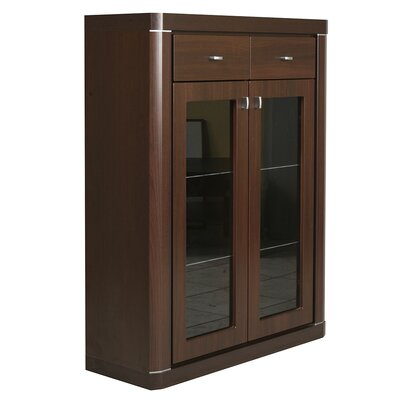 House Additions Piangil 2 Door, 2 Drawer Cabinet