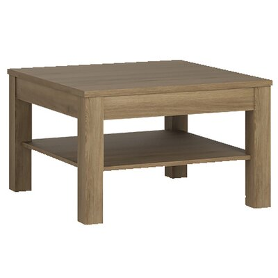 House Additions Glenburn Coffee Table with Magazine Rack