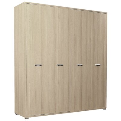 House Additions Coral Bay 4 Door Wardrobe