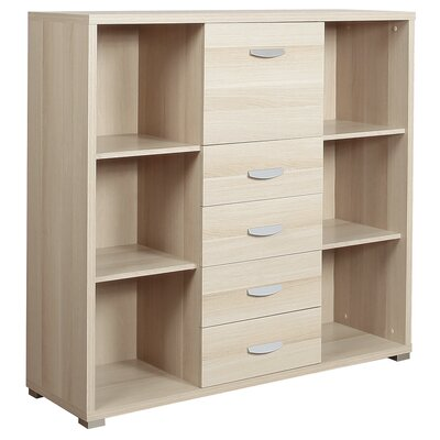 House Additions Coral Bay 123.8cm Bookcase
