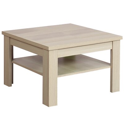 House Additions Coral Bay Coffee Table with Magazine Rack