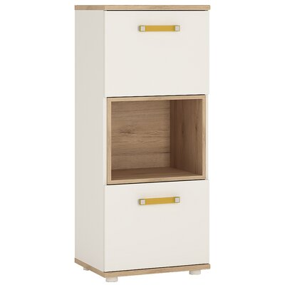 House Additions Pimpinio 2 Door Narrow Chest