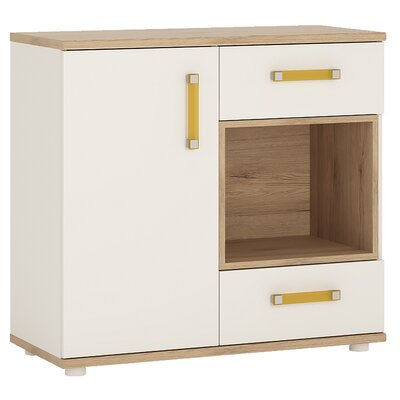 House Additions Pimpinio 1 Door 2 Drawer Combi Chest