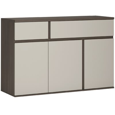 House Additions Panitya 3 Door 2 Drawer Sideboard