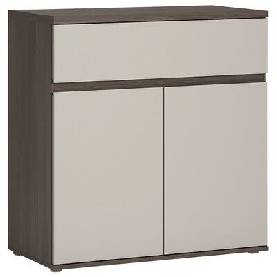 House Additions Panitya 2 Door 1 Drawer Combi Chest