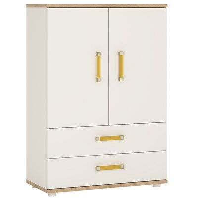 House Additions Pimpinio 2 Door 2 Drawer Combi Chest