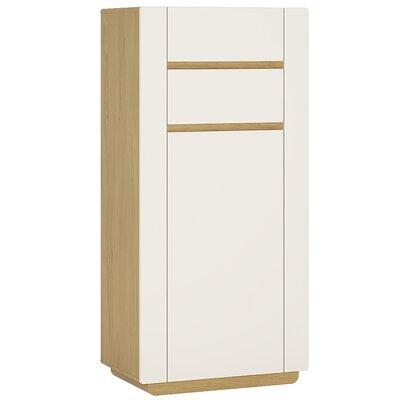 House Additions Karyrie 1 Door Wardrobe