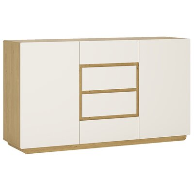 House Additions Karyrie 2 Door 4 Drawer Sideboard