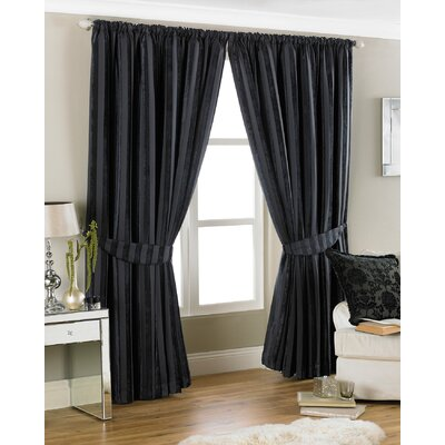 House Additions Salzburg Lined Ring Top Curtain