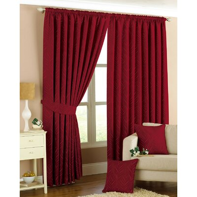 House Additions Willow Curtain Panel