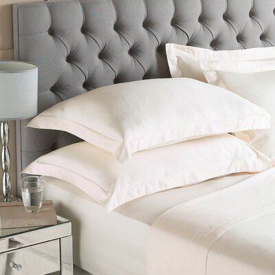 House Additions 400 Thread Count 100% Cotton Flat Sheet