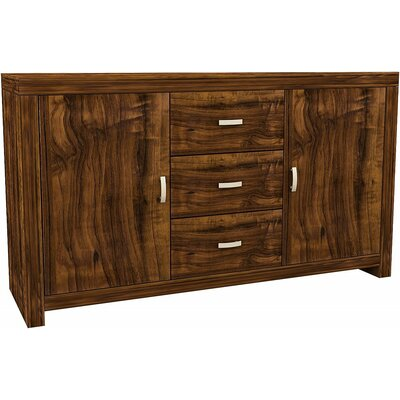 House Additions Macorna 2 Door 3 Drawer Sideboard