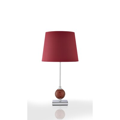 House Additions Mosaic Single Ball 51cm Table Lamp