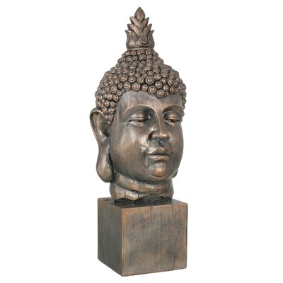 House Additions Buddha Bust