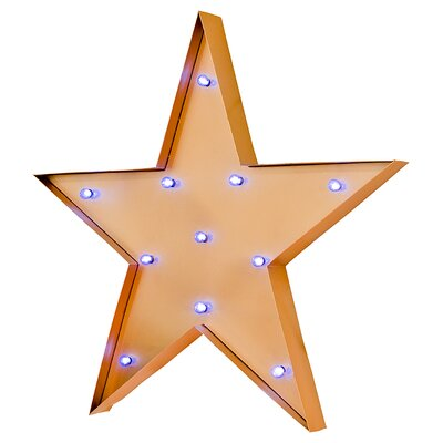 House Additions LED Star Wall Décor