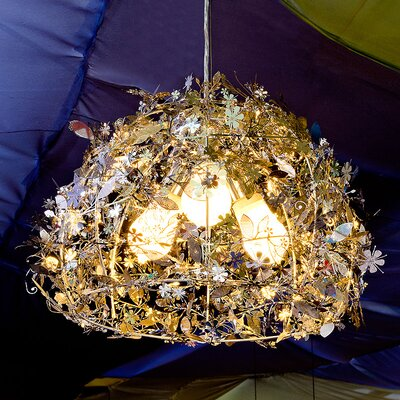 House Additions 3 Light Chandelier
