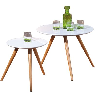 Fjørde & Co 2 Piece Nest of Tables