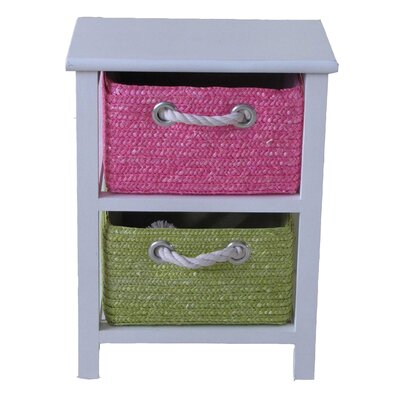 House Additions 2 Drawer Chest