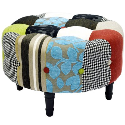 House Additions Footstool