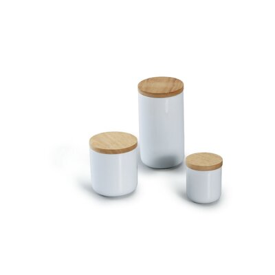 House Additions 3-Piece Storage Jar Set