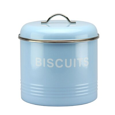 House Additions Vintage Biscuit Tin