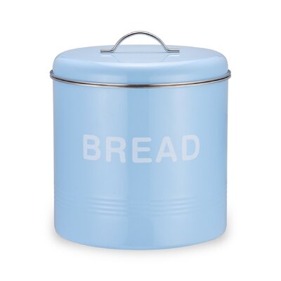 House Additions Vintage Pastel Bread Tin