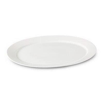 House Additions 48cm Porcelain Turkey Platter in White