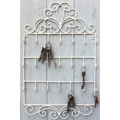 House Additions Scroll Wall Key Hook