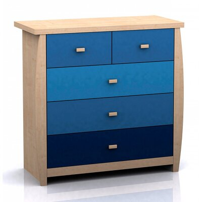 House Additions Burradoo 5 Drawer Chest of Drawers