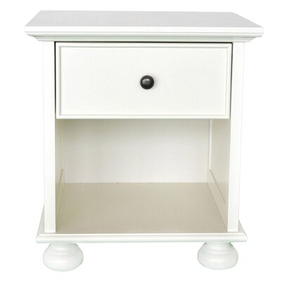House Additions Bowraville 1 Drawer Bedside Table